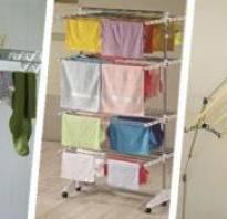 Устройство сушилкилифт для белья
