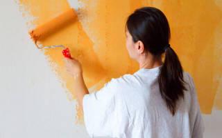 Подготовка стены под покраску водоэмульсионной краской