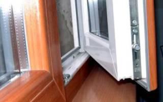 Пластиковые окна регулировка и ремонт