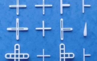 Расход крестиков для плитки на 1 м2