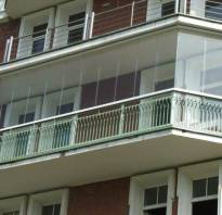 Нагрузка на лоджию и балкон