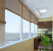 Как повесить занавески на балконе
