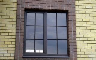 Фальш переплет на окна